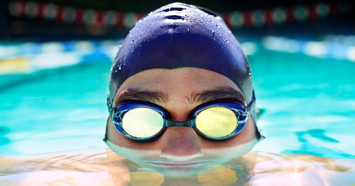 Swim Caps CEH